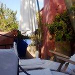 Rooftop terrace-Suite 4