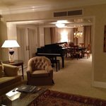 Room 259 living quarters Rodeo suite