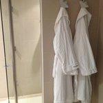 Bathroom - Robes