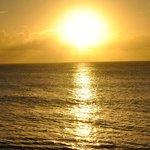 Sunset at Merlin Bay