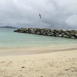 Nanny Caye Beach