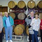 oak storage barrels