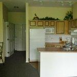 Room 1 kitchen!