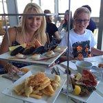 Seafood extravaganza !!
