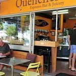 Quenchers Espresso Bar and Juicery