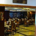 Restaurante Bio Bio from inside the hotel lobby