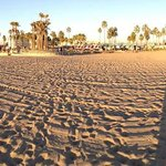 Pano shot of Venice Beach