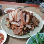 yummy pig trotters - 2 min from Summit Hotel