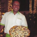 Henrique Antonio, our nice waiter