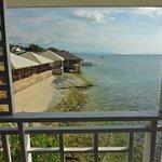 side view veranda. Views worth every penny