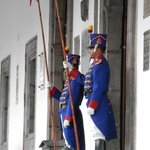 Carondelet Palace Guards