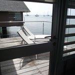 vue du deck