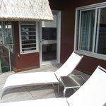 deck bungalow