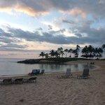 From Marriott Ko Olina's beach