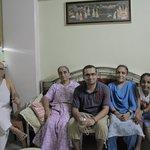 Sachin and Family. Great guys!