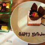 Afternoon tea Plus a Birthday surprise for my daughter