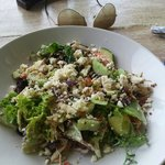 Best Chicken Salad in Bali!