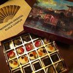 Mandarin Oriental Kuala Lumpur - Complimentary Chocolates from The Mandarin Cake Shop