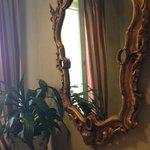 Зеркало в холле