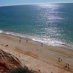 inmensa playa