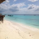 Amaan bungalows beach