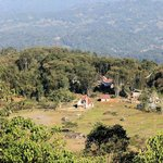 village near Batutumonga