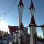 Lyalya Tyulpan Mosque