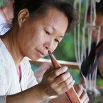 Expert weaver and a great teacher