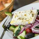 Horiatiki salata-greek salat