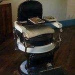 Le siège du barbier