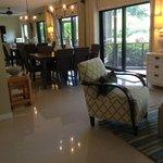 Beautiful, modern furnishings
