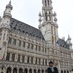 Town Hall @ Brussels, Belgium