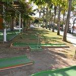 Дорожки для гольфа