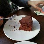 Banana and Chocolate cake