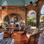 Vida Sol Sala / Living Area