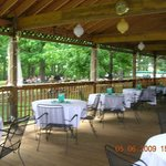 Pavillon for Wedding and Family Reunions