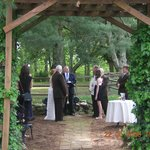 Rock Garden wedding
