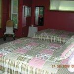 Springtime Lullabye Suite 2 queen beds