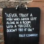 Changing cafe related quotes