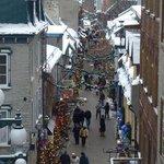 Calle pictoresca