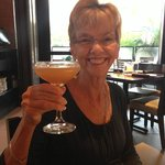 Cinnamon Apple Martini!!