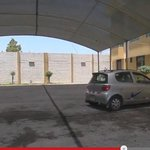 hotel Roma, garage coperto e recintato