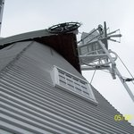 Windmill Cap from 'balcony'