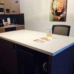 King studio kitchen