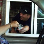 It's the 'Chicken Man' for over 20 years! Friends in Plano dubbed him.
