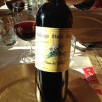 Vino rosso della Casa