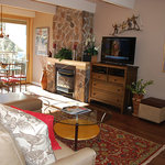 Antlers guests will enjoy relaxing after a day on the slopes in the spacious and tastefully deco