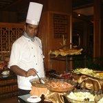 Chef Pawan Lal