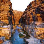 Experience Wadi Al Mujeb- Hiking&Trekking throgh very long distance by Jorda Echo Tours