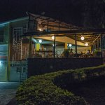 Hostel by night